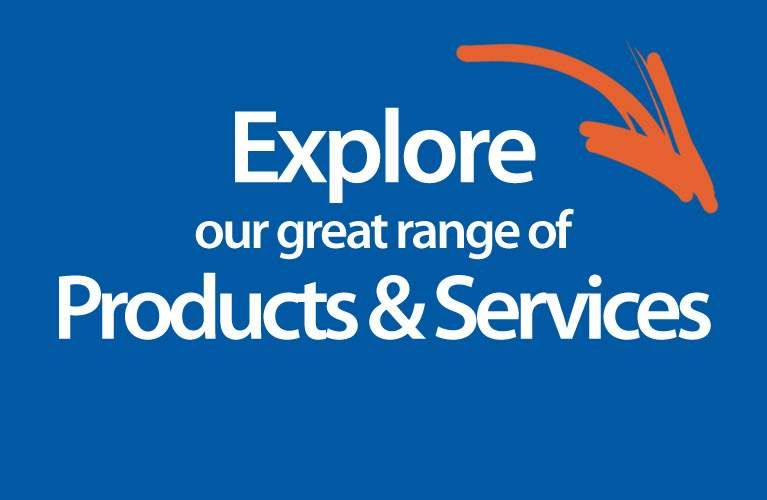 Explore our great range of signs and banners products and services