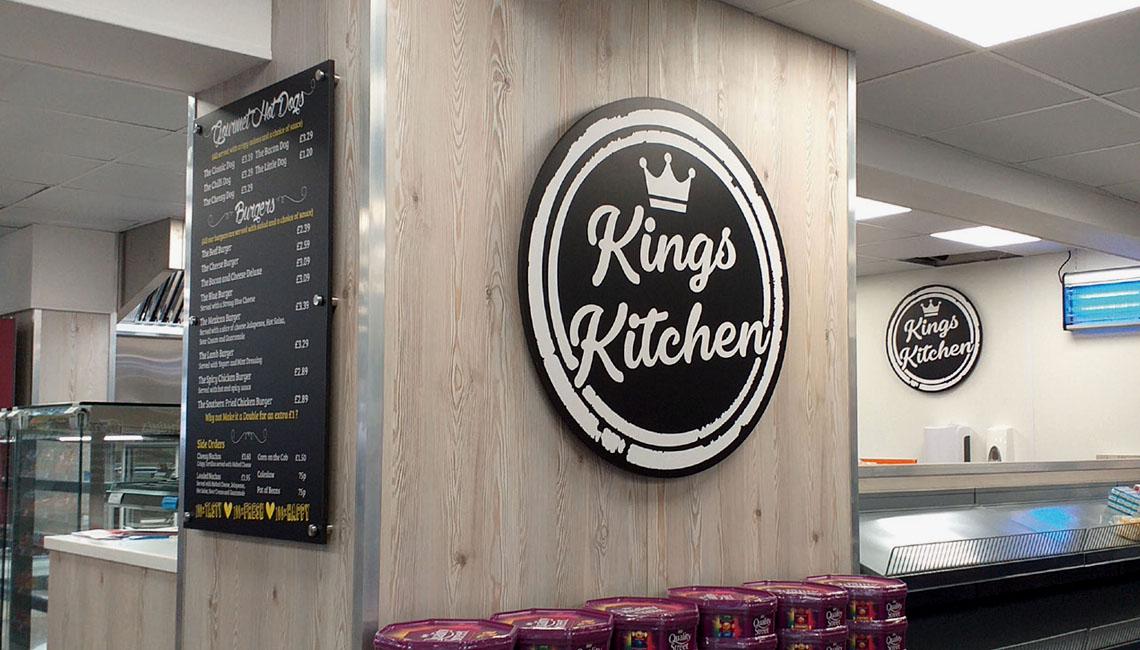 Kings Kitchen Family Store